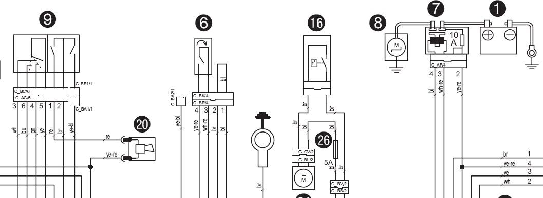 ktm 530 exc wiring diagram enthusiast wiring diagrams u2022 rh rasalibre co Cushman Wiring-Diagram Tractor Amp Meter Wiring Diagram